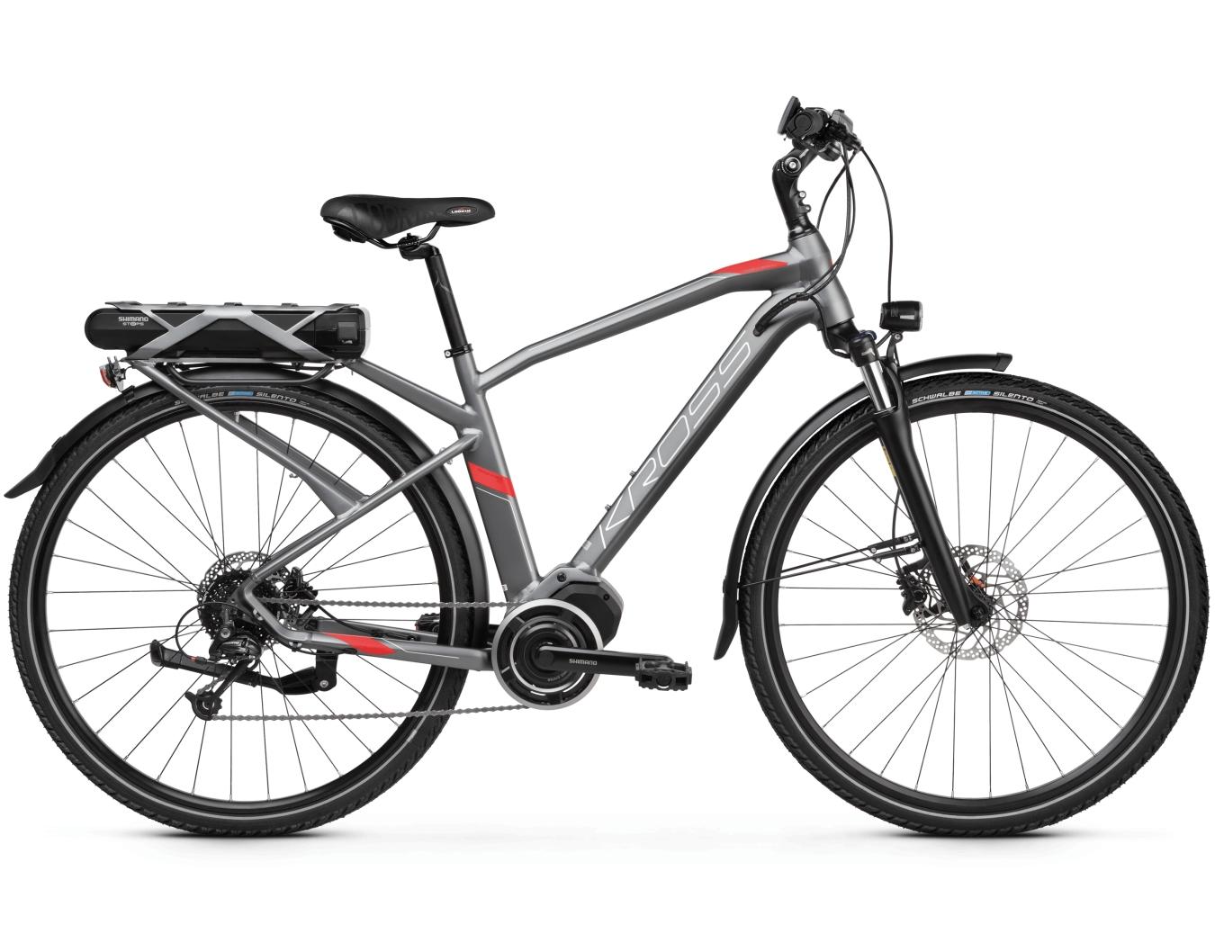 Rower elektryczny Kross Trans 3.0 męski