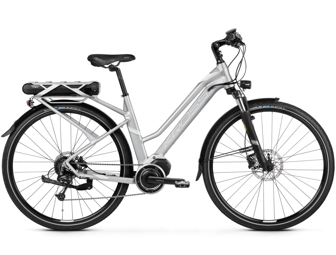 Rower elektryczny Kross Trans 3.0 damski