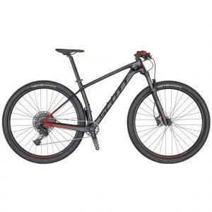 Rower Scott Scale 940 czarno-czerwony