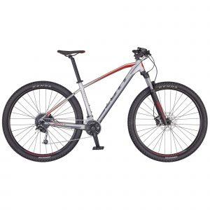 Rower Scott Aspect 930 srebrno-czerwony