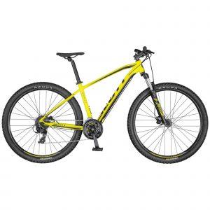 Rower Scott Aspect 760 żółto-czarny