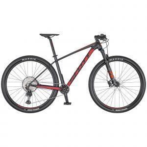 Rower Scott scale 950 czarno-czerwony