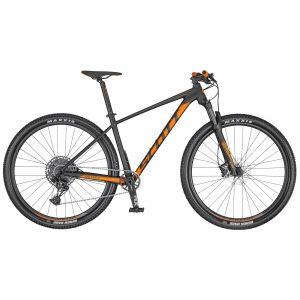 Rower Scott Scale 960 czarno-pomarańczowy