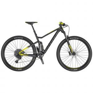 Rower Scott Spark 970 czarno-żółty