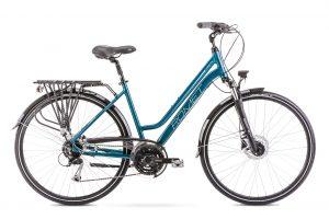 Rower Romet Gazela 6 niebieski