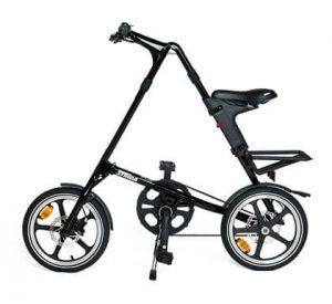 Rower składany Strida LT czarny