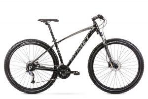 Rower Romet M1 czarno-szary