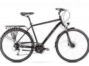 Rower Romet Wagant 6 czarny