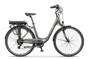 """Rower Ecobike City L 28"""" grafitowy"""
