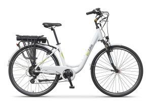 """Rower Ecobike City L 28"""" biały"""