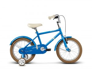 Le grand Rower Gilbert niebieski