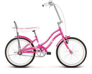 Rower Le Grand Winnie różowy