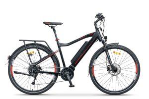 Rower elektryczny Ecobike RM czarny