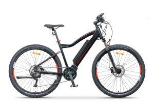 Rower elektryczny ecobike RS czarny