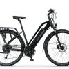 Rower elektryczny Ecobike S-cross czarny