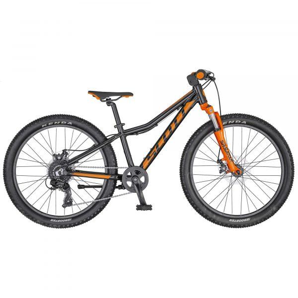 """Rower Scott Scale 24"""" czarno-pomarańczowy"""