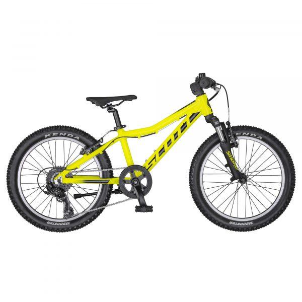 """Rower Scott Scale 20"""" żółto-czarny"""