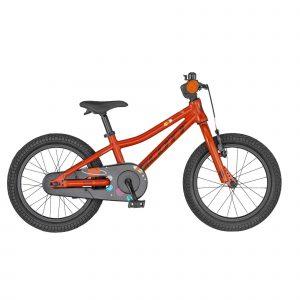"""Rower Scott Roxter 16"""" czerwony"""