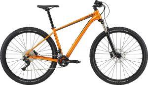 Rower Cannondale Trail 4 pomarańczowy