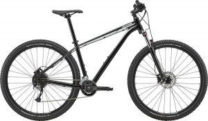 Rower Cannondale Trail 6 czarno-srebrny