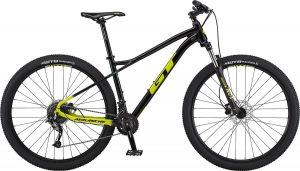 GT rower Avalanche 29 Sport czarno-żółty
