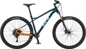 GT rower Avalanche Elite niebiesko-pomarańczowy
