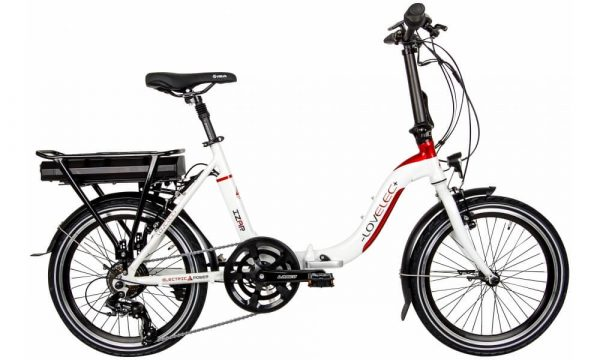Składany rower elektryczny Lovelec Izar