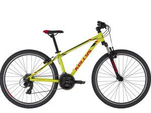 Rower Kellys Naga 70 żółty