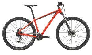 Rower Cannondale Trail 7 czerwony