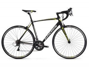 Rower Kross Vento 2.0 czarno-limonkowy