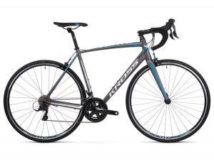 Rower Kross Vento 3.0 grafitowo-niebieski