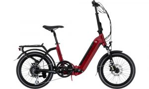 Rower elektryczny składany Lovelec Flip
