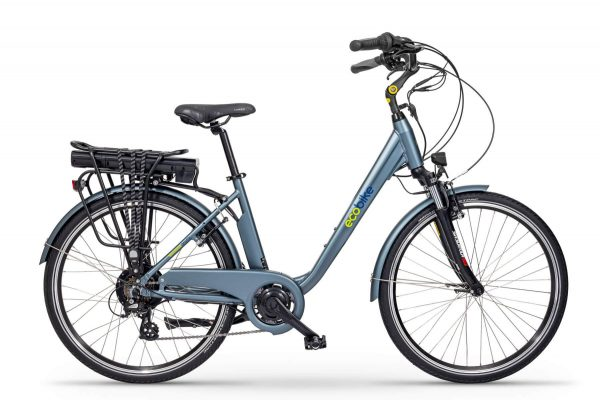 Rower Ecobike Trafik Blue