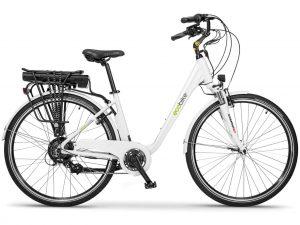 Rower Ecobike Trafik white