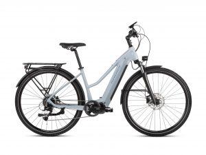 Kross Trans Hybrid 4.0 damski szary 2021