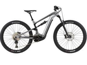 Rower elektryczny Cannondale Habit Neo 4 srebrny