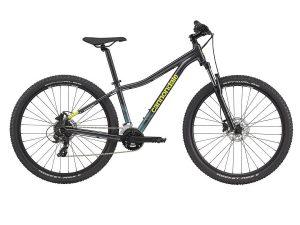 """Cannondale rower TRAIL 29"""" 8 WOMENS czarno-zielony 2021"""
