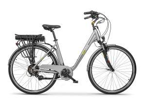 Ecobike Rower Trafik grey 28 2021