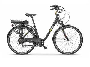 Rower Ecobike Trafik black