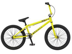 GT rower AIR żółty 2021
