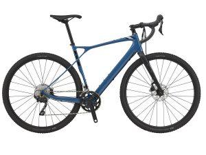 GT rower GRADE CARBON ELITE niebieski 2021