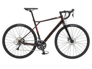 GT rower GRADE ELITE wiśniowy 2021