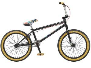 GT rower PERFORMER czarny 2021