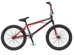 GT rower SLAMMER czerwony 2021