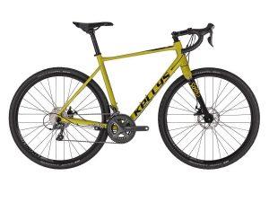 Kellys rower SOOT 30 żółty 2021