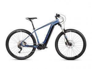 Rower Kross LEvel Boost 2.0 niebieski 2021