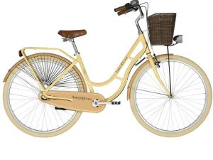 Rower miejski Kellys Arwen Dutch beżowy 2021