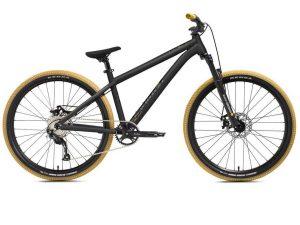 NS Bikes Rower Clash BLACK 2021