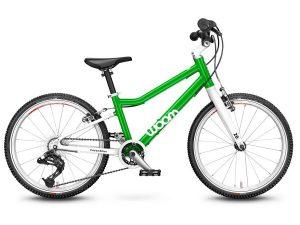 Rower Woom 4 green