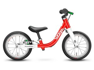 Rower biegowy Woom 1 red